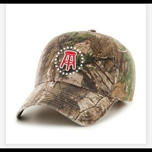47 brand realtree camouflage cap barstool sports